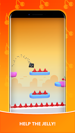 Jumpier 3D - Jelly Jumping Game modavailable screenshots 3