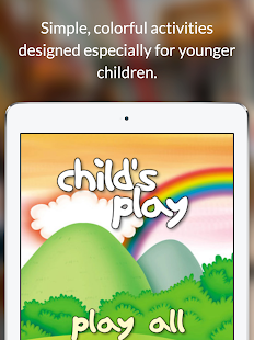 Child's Play for Kids- screenshot thumbnail