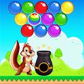 Bubble Shooter Super Squirrel icon