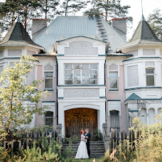 Wedding photographer Raisa Shishkina (Raisashishkina). Photo of 26.03.2018
