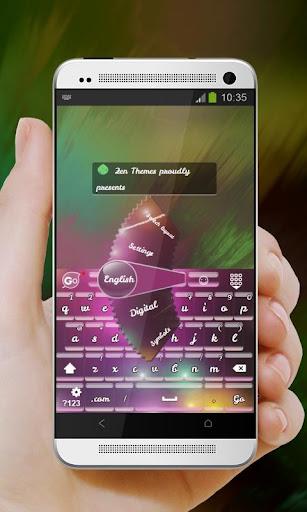 実用的なピンク GO Keyboard|玩個人化App免費|玩APPs