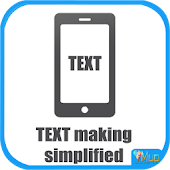 TEXT Making Simplified