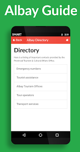 Albay Guide- screenshot thumbnail