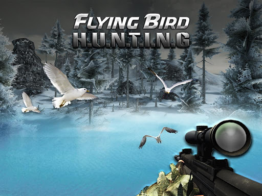 Flying Bird Hunting|玩冒險App免費|玩APPs
