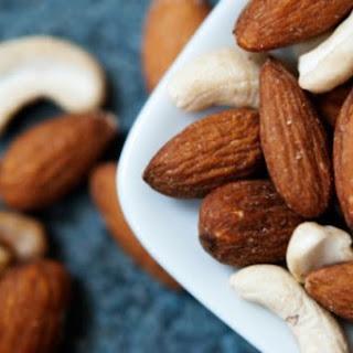 Nuts Burfi