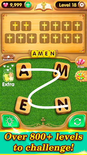 Download Bible Verse Collect - Free Bible Word Games MOD APK 2