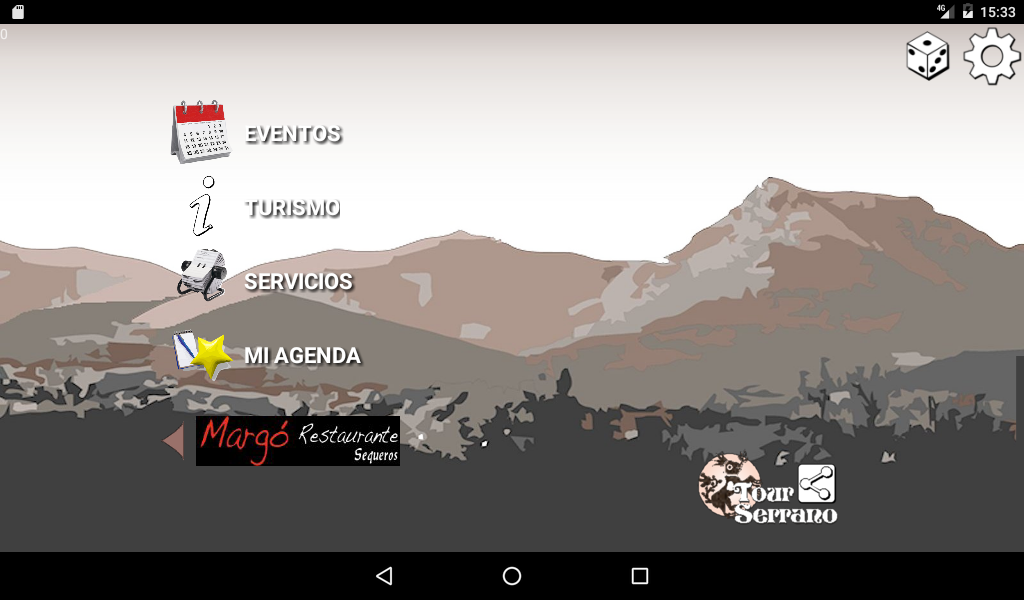 Tour Serrano- screenshot