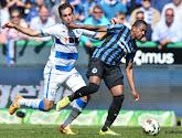 Titulaire contre Bruges, un Gantois a failli retrouver la Finlande
