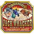 Logo of Tommyknocker Jack Whacker Wheat Ale