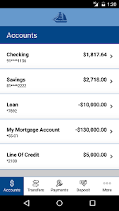Harbor Community Bank Mobile screenshot 2