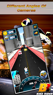 Ultimate Highway Rider-3D- screenshot thumbnail