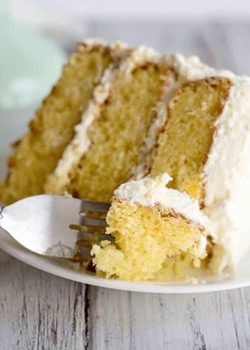 "Mandarin Orange Cake (Pig Picking Cake) ""Mandarin Orange Cake, also affectionately called..."