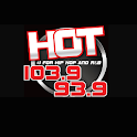 Hot 103.9 / 93.9 icon