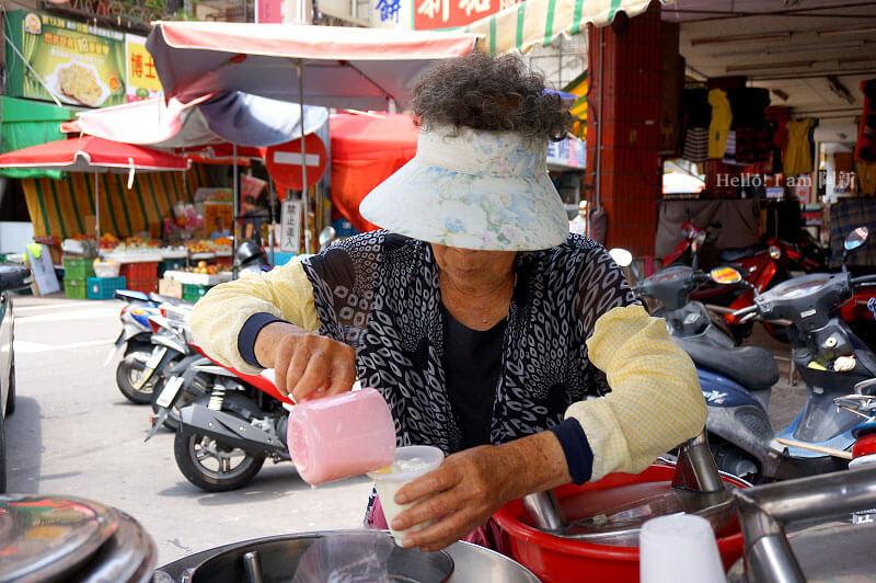 豐原古早味飲料攤,橫街阿嬤紅茶攤-4