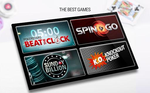 PokerStars: Free Poker Games with Texas Holdem 1.122.0 screenshots 11
