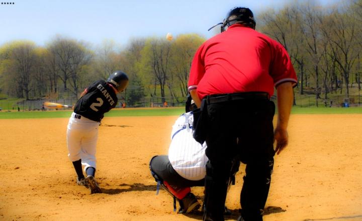 Baseball........ di reato