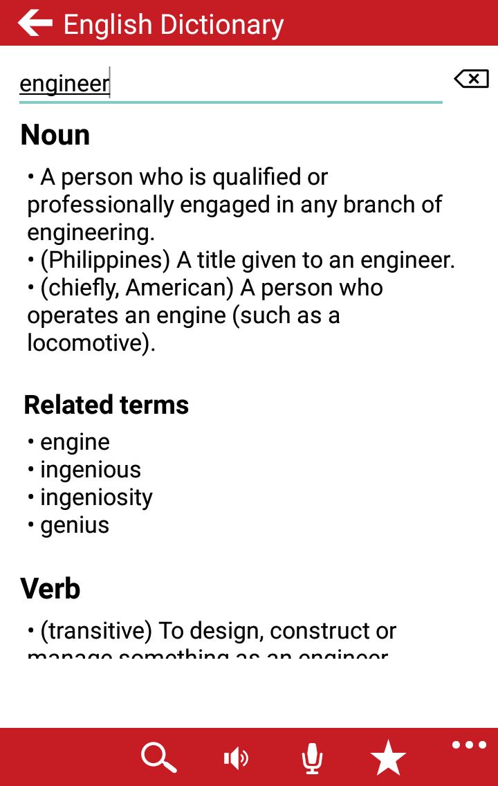 English Dictionary v1.6 [Premium]