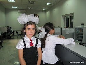 Photo: Day 169 - Girls With Bows