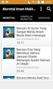 Murottal Imam Mekkah Mp3 - náhled