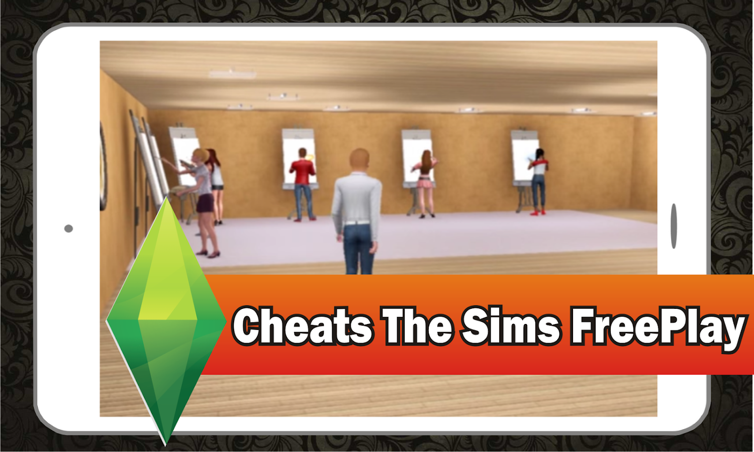 cheats the sims freeplay android apps on google play cheats the sims freeplay screenshot