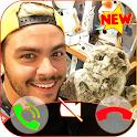 Luccas Neto fake call video now icon