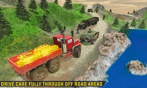 Gold Excavator Crane Driver 3D screenshot 2