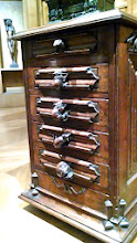 Photo: Cabinet with mouse handles