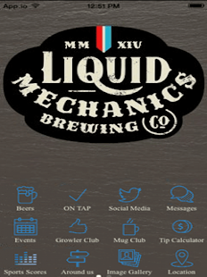 Liquid Mechanics Brewing - náhled