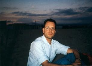 Photo: Catania Beach (Sicily), November 2000