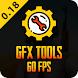 GFX tools pro for pubg (No ads)