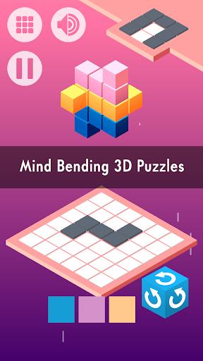 Shadows - 3D Block Puzzle 1.8 screenshots 5