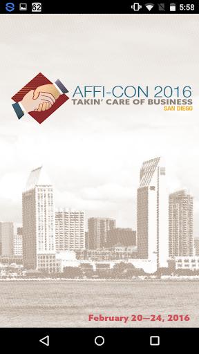 AFFI-CON 2016