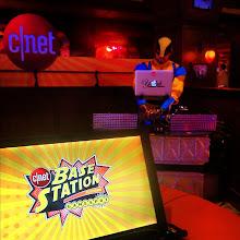 Photo: DJ Wolverine at the Base Station