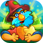 Farm Charm - Match 3 Blast King Games icon