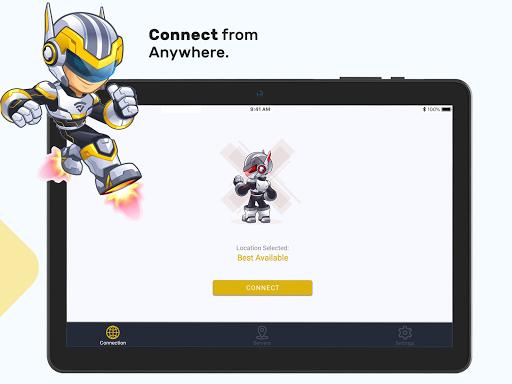 Faster VPN - Safe & Unlimited 1.0.0.5.65824 screenshots 7