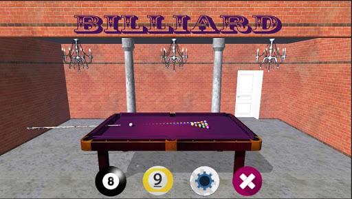 Billiards Game 3D