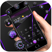 App Cool Black Neat Theme APK for Windows Phone