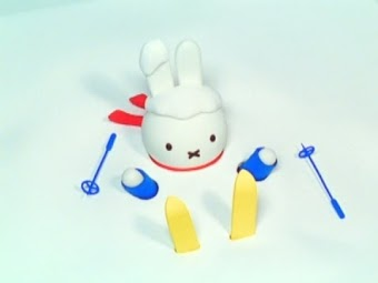 Miffy Goes Skiing/Miffy's Snowfall
