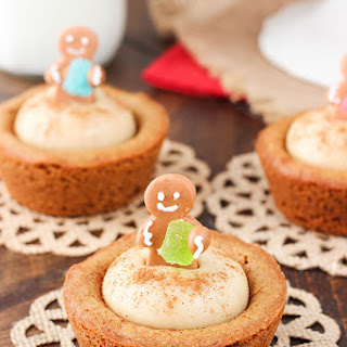 Gingerbread Cheesecake Cookies Recipes