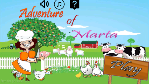 Adventure of marta