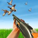 Duck Hunter 2020 : Gun Fire Shooter Games icon
