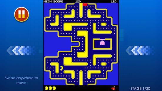PAC-MAN +Tournaments- screenshot thumbnail