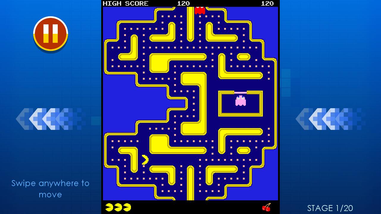PAC-MAN +Tournaments- screenshot