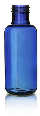 PET-flaska blå - 100 ml