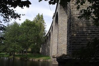 Photo: le viaduc