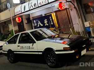 スプリンタートレノ AE86 GT-APEXのカスタム事例画像 イチDさんの2021年01月12日22:41の投稿
