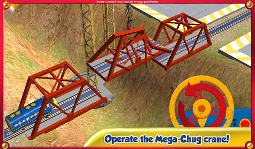 Chuggington Ready to Build screenshot 4