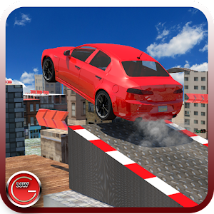 Car Roof Jumping Stunts 3D for PC and MAC