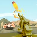 Mortar Clash 3D: Battle Games icon