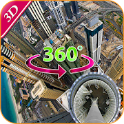360 Video Player: VR Cinema Play 3D, 2D & 360 free